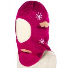 Купить шапка lappi kids taiga, цвет: розовый ( id 1102320 )