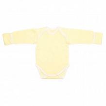 Купить боди чудесные одежки, цвет: желтый ( id 12492202 )
