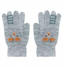 Купить перчатки bony kids, цвет: серый ( id 9805185 )