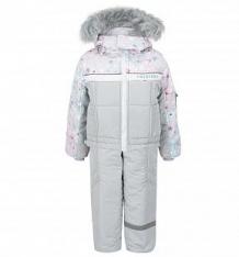 Купить комплект куртка/жилет/полукомбинезон даримир винтер, цвет: серый ( id 3614734 )