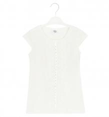 Купить футболка белый слон, цвет: бежевый ( id 9582000 )
