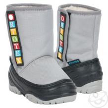 Купить сапоги ortotex, цвет: серый ( id 11537008 )