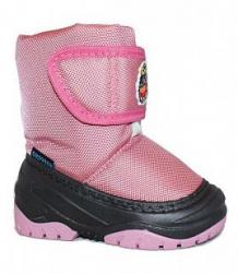 Купить сапоги ortotex, цвет: розовый ( id 11533924 )