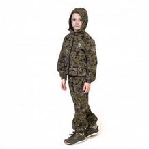Купить комплект ветровка/брюки ursindo кадет, цвет: зеленый ( id 12704848 )