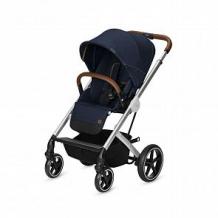 Купить прогулочная коляска cybex balios s denim, цвет: синий ( id 11004716 )