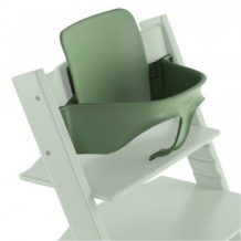 Пластиковая вставка Stokke Baby Set для стульчика Tripp Trapp Moss Green, зеленый Stokke 996897169