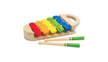 Купить музыкальный инструмент hape ксилофон радуга е0302 е0302