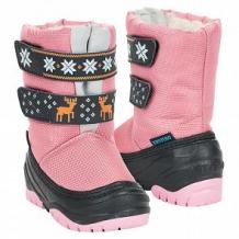 Купить сапоги ortotex, цвет: розовый ( id 11534512 )