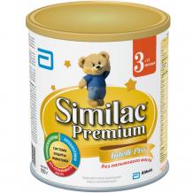 Купить similac молочная смесь 3 premium с 12 мес. 900 г 5391523052948/10176339