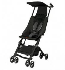 Купить прогулочная коляска gb pockit, цвет: monument black ( id 3958465 )