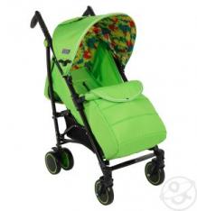 Купить коляска-трость glory 1108, цвет: зеленый ( id 10327355 )