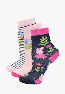 Купить носки 3 пары marks & spencer rtlaav002901k2y3y