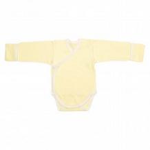 Купить боди чудесные одежки, цвет: желтый ( id 12492364 )