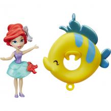 Кукла принцесса, плавающая на круге Ариэль, Принцессы Дисней, Hasbro ( ID 6753131 )