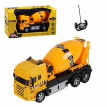Купить autodrive бетономешалка на радиоуправлении 4 канала jb1167929