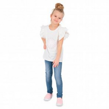 Купить футболка santa&barbara, цвет: белый ( id 11542612 )