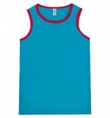 Купить майка jose kids, цвет: голубой ( id 10118202 )