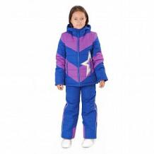 Купить комплект куртка/полукомбинезон милашка сьюзи, цвет: синий ( id 11446792 )