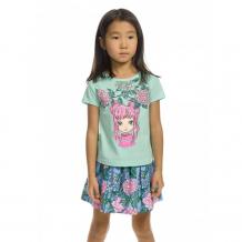 Купить pelican комплект для девочек (футболка, юбка) gfats3159/1 gfats3159/1