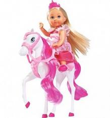 Купить игровой набор simba кукла еви на лошади ( id 3834679 )