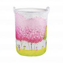 Купить корзина для игрушек наша игрушка цветущий сад ( id 12745642 )