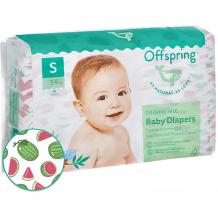 Купить подгузники offspring арбузы 3-6 кг, 48 шт ( id 16345970 )