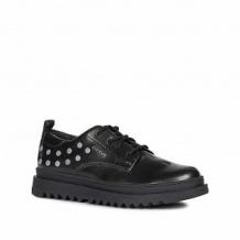 Купить туфли geox, цвет: черный ( id 11060468 )