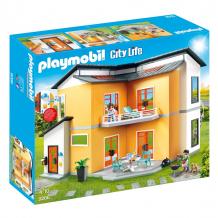 Купить конструктор playmobil кукольный дом: современный дом 9266pm