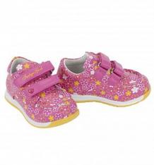 Купить полуботинки indigo kids, цвет: розовый ( id 2650808 )