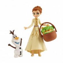 Купить игровой набор disney frozen холодное сердце 2 кукла и друг (анна) ( id 12287356 )