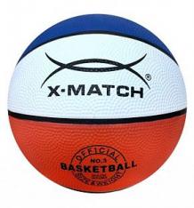 Купить баскетбольный мяч x-match (размер 3) 18 см ( id 10287797 )