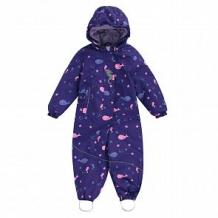 Купить комбинезон stella's kids дельфин, цвет: фиолетовый ( id 12492826 )
