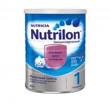 Купить nutrilon молочная смесь pronutriplus специальная гипоаллергенная 1 с 0 мес. 800 г 134589