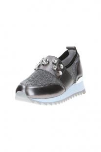 Купить кроссовки barcelo biagi x302-2-d3 silver
