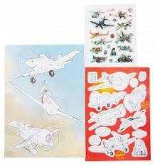 Купить набор наклеек росмэн disney самолеты ( id 2719406 )