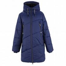 Купить пальто boom by orby, цвет: синий ( id 11116586 )