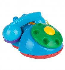 Купить развивающая игрушка аэлита телефон синий-зеленый-красный ( id 7919527 )