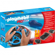 Купить конструктор playmobil набор для радиоуправления 6914pm