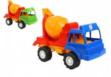 Купить orion toys автомобиль бетономешалка песчаная 259