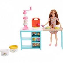 Купить игровой набор barbie завтрак с челси 29 см ( id 8203843 )