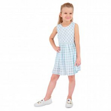 Купить платье малинка, цвет: голубой ( id 11544736 )