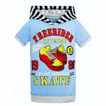 Купить футболка иново, цвет: голубой ( id 12809482 )