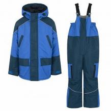 Купить комплект куртка/полукомбинезон ursindo аргун, цвет: синий/голубой ( id 11238182 )
