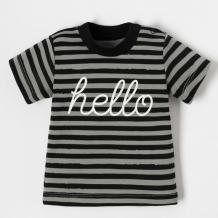 Купить крошка я футболка black&white hello