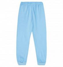 Купить брюки чудесные одежки, цвет: голубой ( id 10075617 )