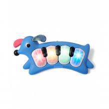 Купить музыкальный инструмент skip-hop развивающая игрушка пианино собака sh 187502