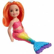 Купить кукла barbie челси русалочка с рыжими волосами 15 см ( id 9721671 )