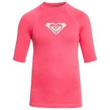 Гидрофутболка детская Roxy Wholehearted Rouge Pink розовый ( ID 1199829 )