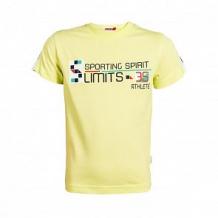Купить футболка mbimbo, цвет: салатовый ( id 12591958 )