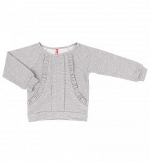 Купить джемпер kiki kids girl, цвет: серый ( id 9591144 )